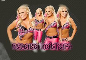 Natalya Wallpaper by TheRealQueenOfChaos