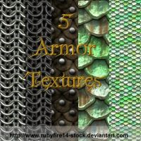Armor Textures by Rubyfire14-Stock