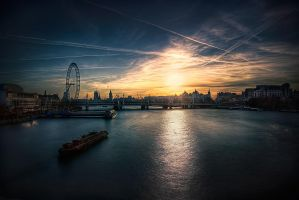 WaterLoo Sunset by fbuk