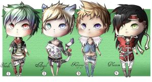 Collab: Male Adopts - Closed by Decora-Adopts