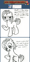 Ask Manehattan Babs #55 by wildtiel