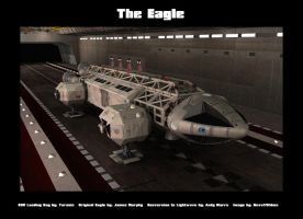 The Eagle by Nova1701dms