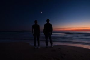 Moonwatchers by CalleHoglund