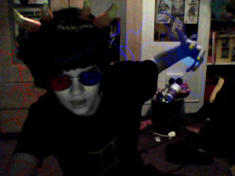 Sollux Captor Cosplay by YaoiFanFic