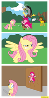 Fluttercord Vs Pinkiecord by CoNiKiBlaSu-fan