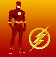 The DC Project: #1 Barry Allen/The Flash by huatist