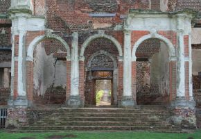 Houghton House 9  - Stock by GothicBohemianStock