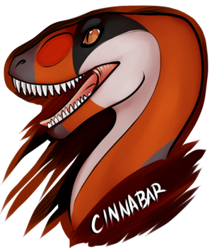 Cinnabar Badge by nauticaldog