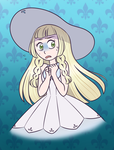 [AT] Lillie by HomestuckFanPoop
