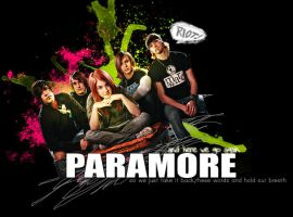 Paramore. by takingescape