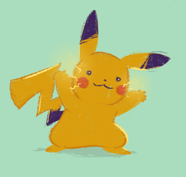 Pika! by Bumbledom