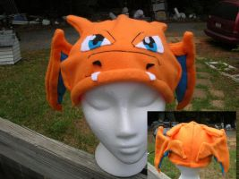 PokeMon Hat Charizard by TheRareHunterHunter