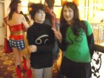 Saskatoon Blitz 2013, Karkat and ?? by Danceswithcosplayers
