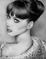 Katy Perry Drawing by TightGrasp
