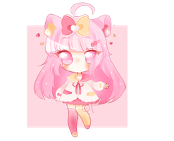 [CLOSED] Kemonomini Auction by pueru--adopts