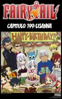 Fairy Tail Party for Lisanna by Eguiamike