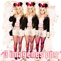 Pack png 142 Ashley Tisdale by MichelyResources