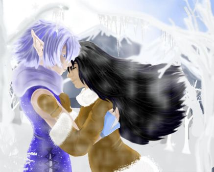 Love and Ice by sailorme120