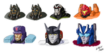 TF Heads by AB0180