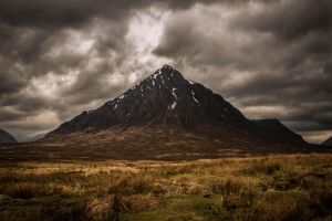 The lonely Mountain by tuAlly