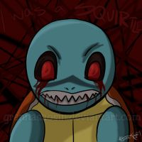 I was a Squirtle by Speedvore