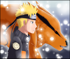 Naruto by BlueGriffyon
