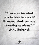 Stand up by isabella19