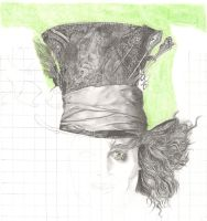 What's the Hatter with Me WIP by innam0rament0