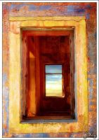 Door to heaven by sounds-and-colors