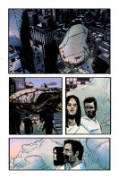 Colouring sample: secret project pg01 by Asaph