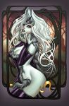 Lady Death Zodiac Leo naughty by ToolKitten