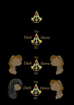 DarkHorseKC Banner by FireHeartDraws