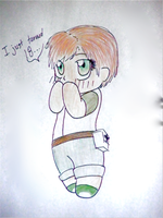 Sexy Chibi Rebecca Chambers by SqueekyClean-801