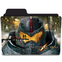 Pacific Rim Folder Icon by efest
