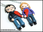 Custom Couple Set by GrandmaThunderpants