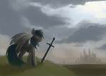 Walls of Freedom by DragonAtaxia