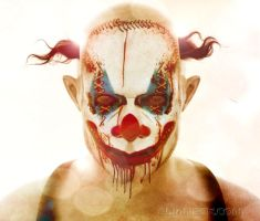 Clown by elianeck