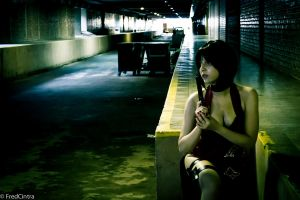 Ada Wong - Cosplay by Shermie-Cosplay
