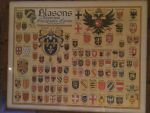 European coats of arms: 1519 by Alchetbeachfan