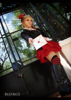 Beatrice Umineko Cosplay by Bastet-sama