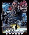 Mass Effect by greyfoxdie85
