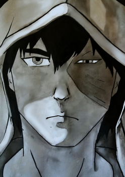 Zuko by MightyEmperorMagda