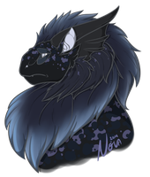 FR - Gerald the Night Sky Tundra by Novasiri
