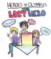 Heroes of Olympus - The Lost Hero (Video) by madster123