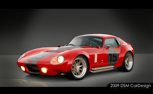 Shelby Daytona LeMans Edition by DSMCarDesign