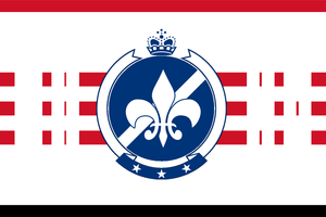 Flag of Milleaux by RvBOMally