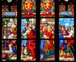Stained Glass 10 by Lauren-Lee