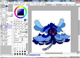 Stuff i work on Paint Sai by Arshes91