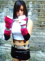 Tifa Lockhart - Original by frankiki