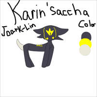 Karin'Saccha reference sheet by Reemiks